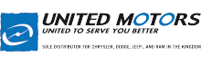 United Motors | Authorized Used Cars Chrysler, Dodge, Jeep and RAM