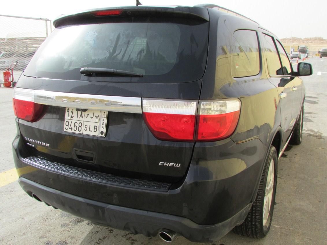 2012 Durango Crew Luxe Awd 44 57l 4843 United Motors Dodge