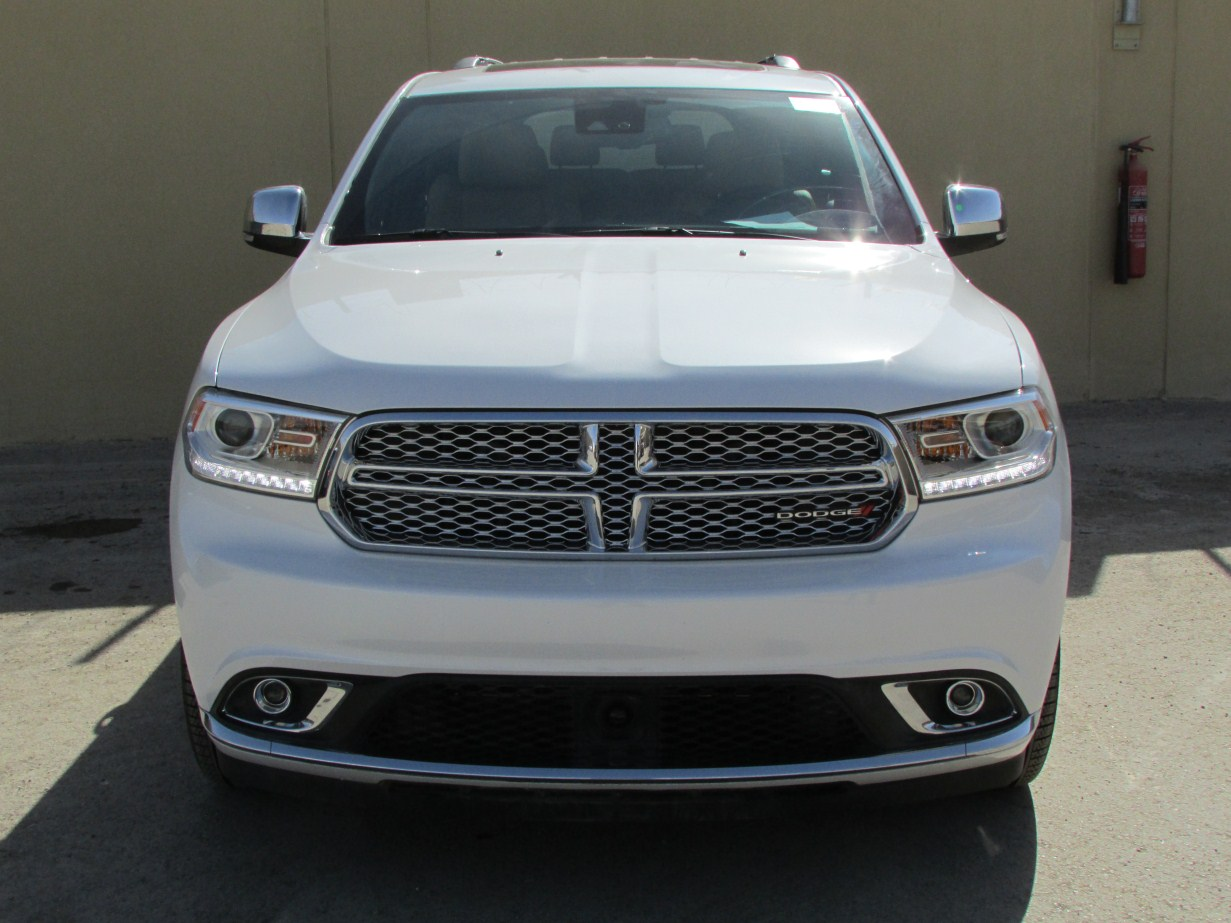 2016 Durango Citadel Awd 5 7l 8657 United Motors