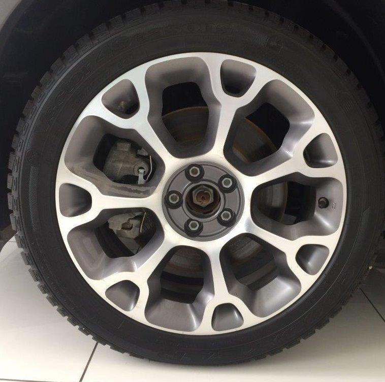 2015 – Fiat 500L Trekking 1.4L – 9469