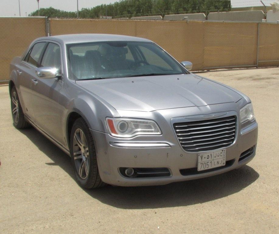 2014 – Chrysler/300 Limited V6 – 8131