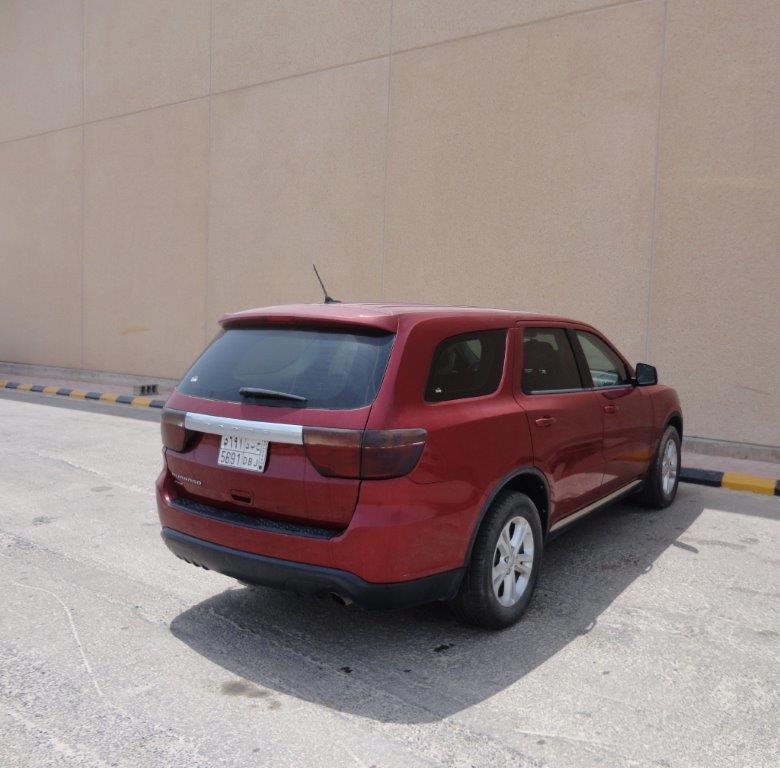 2013 – Dodge/Durango SXT 4×4 V6 – 9792