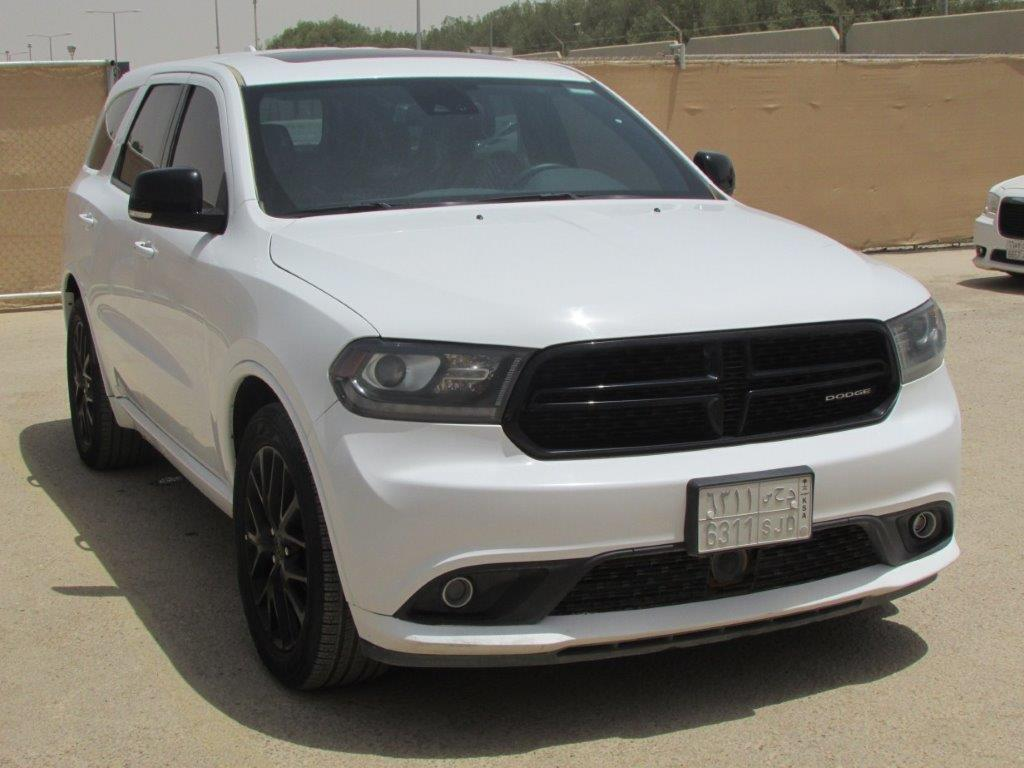 2016 Dodge Durango Rt Awd V8 9718 United Motors